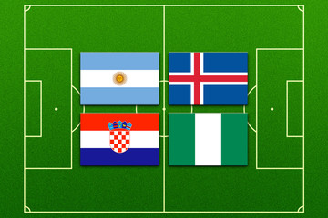 Wordl Cup Group D