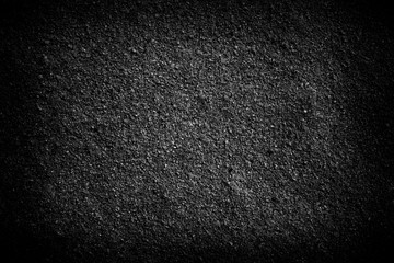 Dark gray black sand texture background