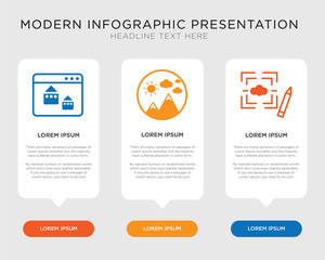 Graphic de, Image, Browser infographic