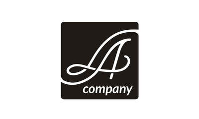 Monogram / Initial LA logo design inspiration