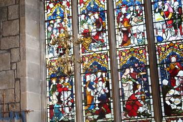 Church stain glass