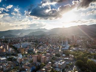 Sunset Medellin