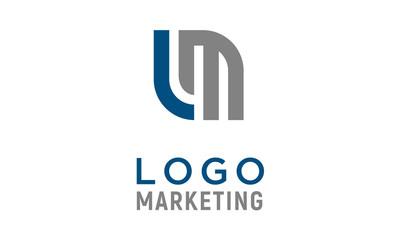 Initial LM Logo design inspiration