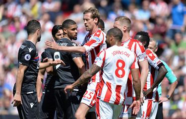 Premier League - Stoke City vs Crystal Palace
