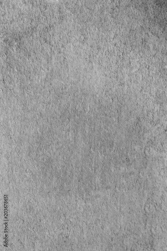 Abstract White Beige Texture Ribbed Concrete Background With Small Holes And Stains Old Vintage