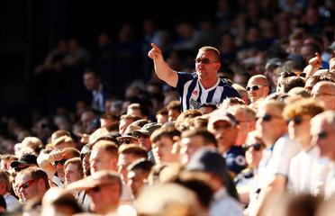 Premier League - West Bromwich Albion vs Tottenham Hotspur