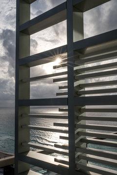 Lattice Flare - Morning Sun Cancun
