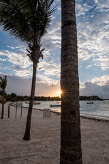 Akumal Beach - Morning Sun