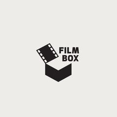 Film box logo