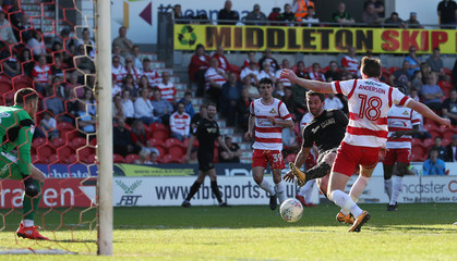 League One - Doncaster Rovers vs Wigan Athletic