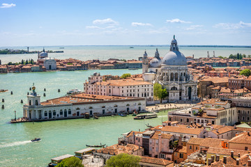 Obraz Panorama Wenecji, Włochy, Europa - fototapety do salonu
