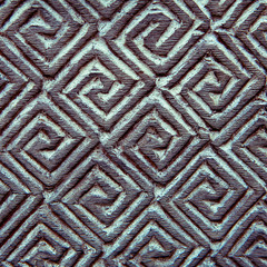 natural wood pattern background with wavy carving