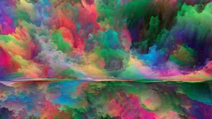 Colorful Horizon Division