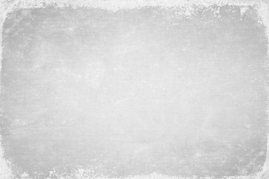 Abstract frame of grey book cover. Canvas texture. dirt overlay or screen effect use for grunge background and vintage style.