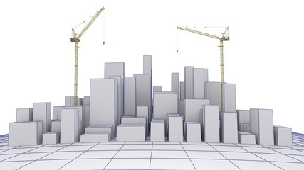 City Under Concstruction