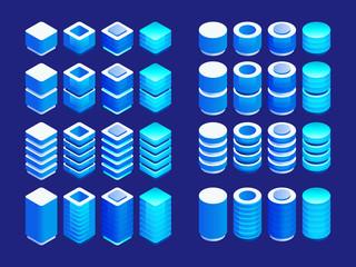 Isometric elements