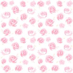 pattern of rose.