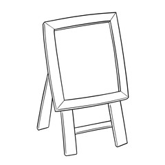 vector of whiteboard
