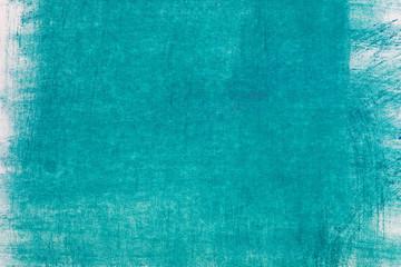 art turquoise pastel crayon background texture
