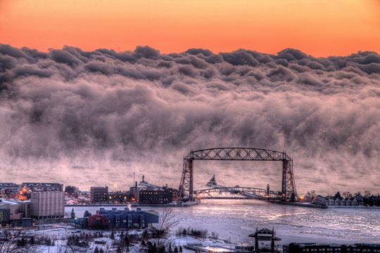 Duluth is a popular Tourist Destination in Northern Minnesota on the Shores of Lake Superior