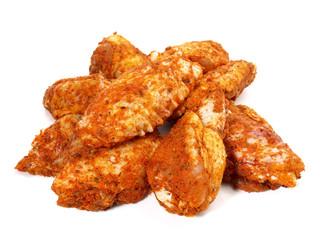 Chicken Wings - gewürzt