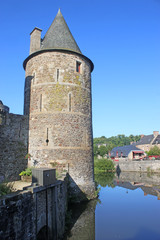 Fougeres Castle, France