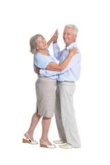 senior couple husband and wife