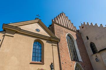 L'église Saint-François-d'Assise de Cracovie