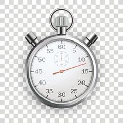 Stopwatch Transparent