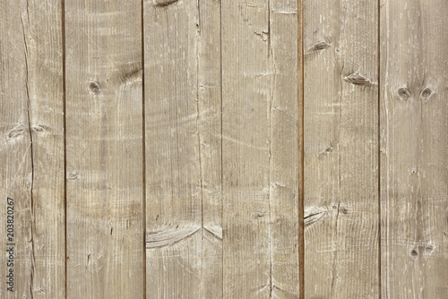 Wooden Texture Background Made Of Wood Frame For Advertising Wall