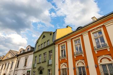 L'ancien quartier du ghetto Juif de Cracovie
