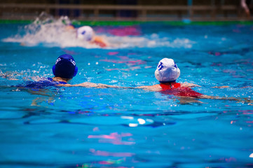 Women's tournament of water polo