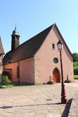 Chapelle du Val du Pâtre ou du Schaeferthal à Soultzmatt (Alsace)