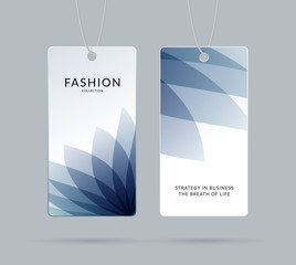 Labels, tags design for sale, clothes, alcohol, wine, bottle, food. Cardboard price with colourful flower shape