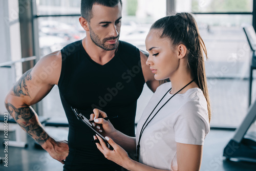 Dating a physical trainer