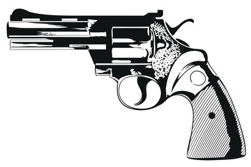 Colt of 38th caliber.