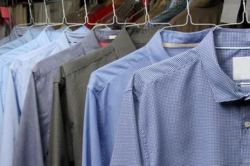 camisa palnchada en tintoreria