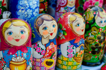 Nesting doll (matrioshka).