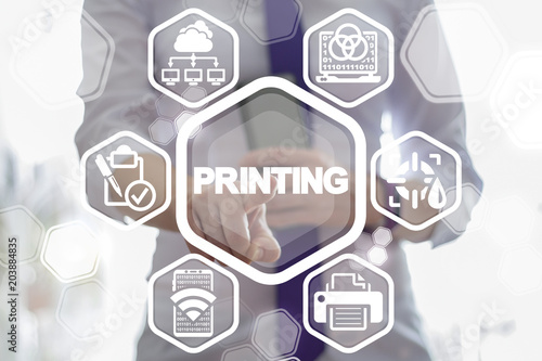 Printing Offset Digital Quality Design Technology  Print