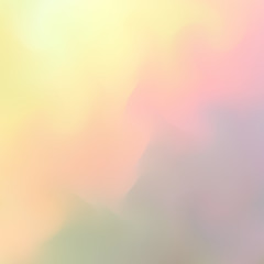 Blurred background. Vector illustration. Multicolored. Rainbow. Abstract.