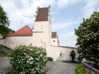 Kirchenburg Kinding