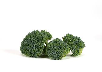 Three Pieces of Broccoli