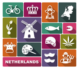 Traditional symbols of the Netherlands