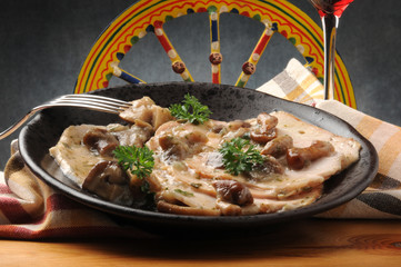 Scaloppine 스칼로피네 スカロピーネ