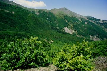 monte cimone crinale appenninico parco regionale del frignano modena emilia romagna