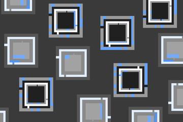 фон серый с квадратами