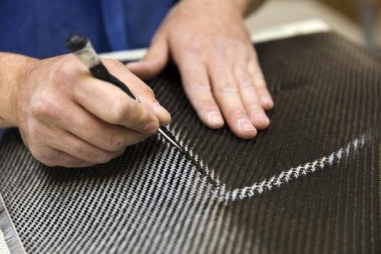Carbon fiber workshop