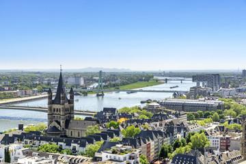 Von Köln bis Bonn