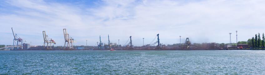 Port of Swinoujscie, Poland