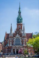 Paroisse de Saint-Joseph à Cracovie